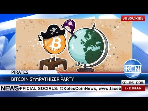 KCN News: The Pirate Party won the third place in the elections in Iceland