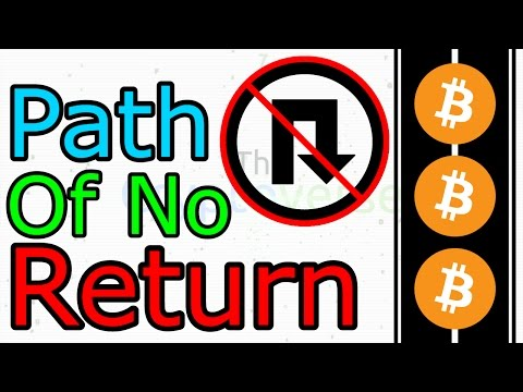 Bitcoin Price On The Path of No Return (The Cryptoverse #134)