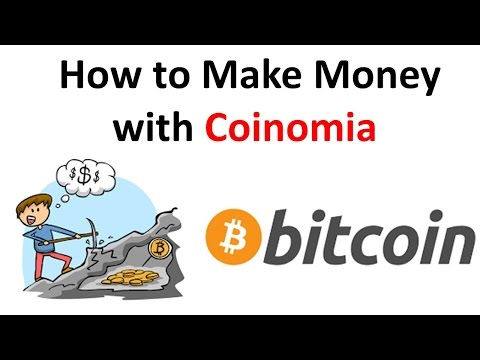 Make Money with Coinomia Bitcoin Mining [ Review ]