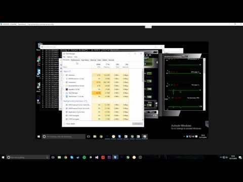 GPU Bitcoin Mining Rig