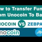 How to transfer Funds From Unocoin To Local Bank & UNOCOIN VS ZEBPAY.