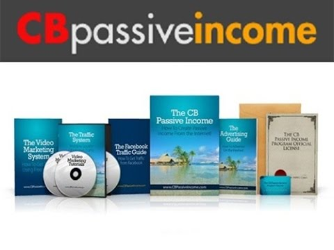 How to make money online - CB Passive Income 3.0