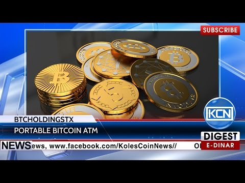 KCN News: LocalBitcoins to launch Portable Bitcoin ATM