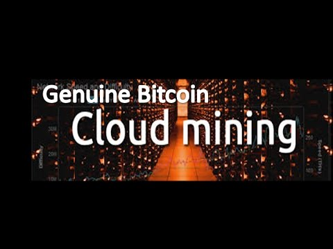 Best Genuine Bitcoin Cloud Mining ( Without getting scam)