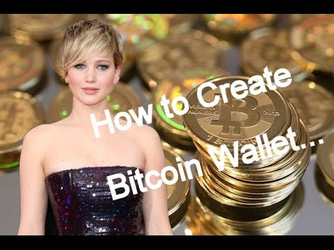 how to create bitcoin wallet