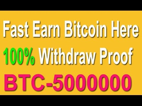 Searchtrade Earn more free bitcoin in hindi / Urdu