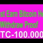 easy free faucet Earn free bitcoin withdraw proof in Hindi / Urdu