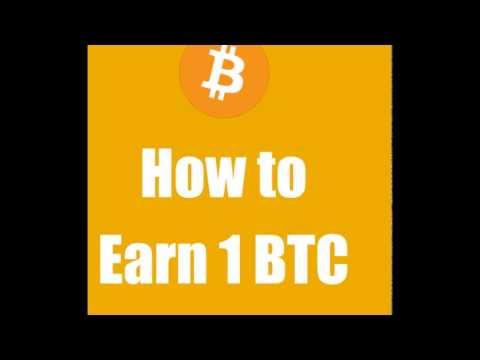 HOW TO EARN 1 BTC (BITCOIN) WEEKLY !