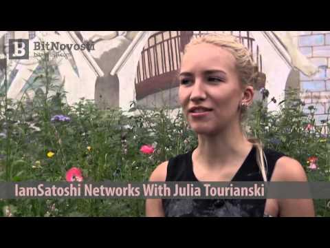 Юлия Турянская: Биткойн - это выход!