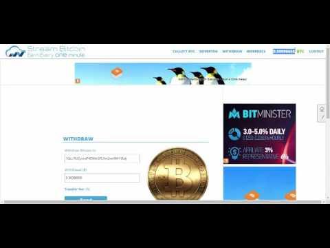 Stream Bitcoin | SCAM