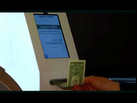 Bitcoin ATM Demo Video from BitcoinMerchant.com
