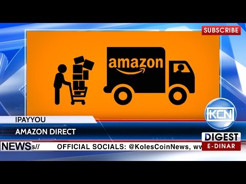 KCN News: Bitcoin Payment for Amazon by iPayYou