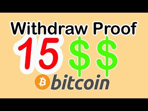 Earn Bitcoin | Withdraw Proof of 15$ from best Bitcoin investment site | Aimbtc