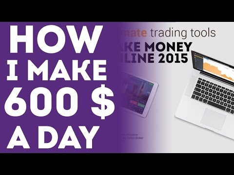 Binary Options Trading Signals - Make a lot of money online 2016