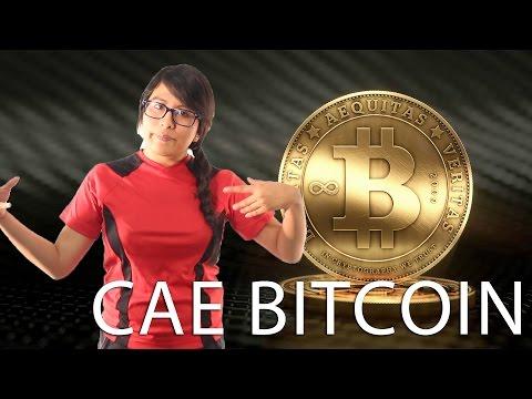 Precio de Bitcoin baja