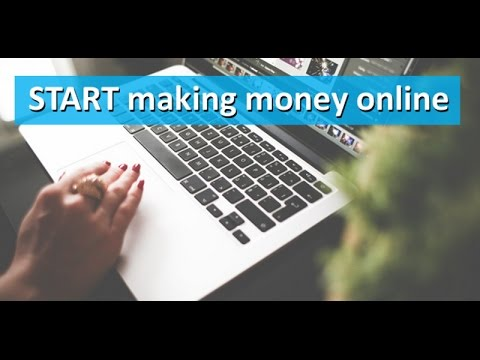 [Hindi] How to Make Money Online In India - Affiliate Marketing Part 1