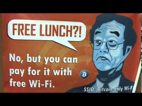 Free Bitcoin Only WiFi