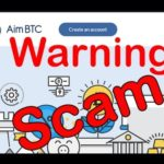 Warning | Aimbtc.com became  scam | Stop make deposite in this site