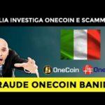 FRAUDE ONECOIN BANIDA DE ITÁLIA! ADEUS SCAMMERS…