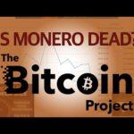 THE END OF MONERO? – MONERO VS BITCOIN UPDATE!