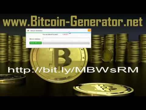 Bitcoin Generator Hack Tool August 2014 [Bitcoin Generator] NO PASS NO SURVEY