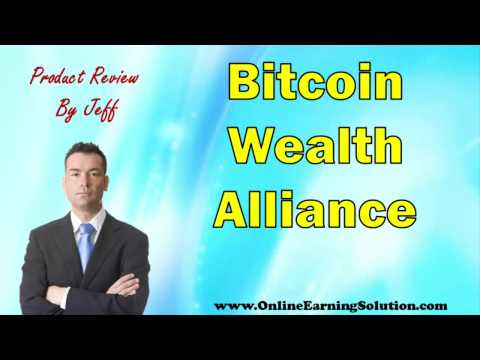 Bitcoin Wealth Alliance Full Review- Should you buy Bitcoin Wealth Alliance? GREAT REVIEW!