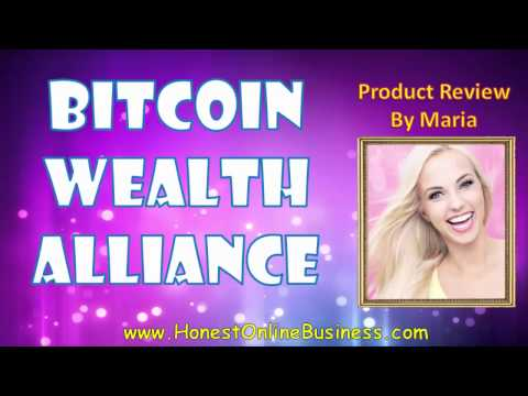 Bitcoin Wealth Alliance Review– Is Bitcoin Wealth Alliance Legit? WATCH THIS REVIEW to find out
