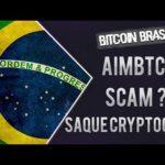 AIMBTC DANDO SINAIS DE SCAM – SAQUE NA CRYPTOCITY