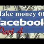 How To Make Money From Online | Make Money from FB Part 04 | Money Making Tutorial part 04