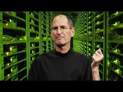 Why is Steve Jobs Mining Bitcoin?