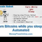 Earn Bitcoin while you sleep! – Automated Money Making