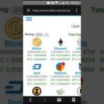 Pagina de minería de Bitcoin ! Eobot Mina Bitcoins