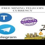 Get free Bitcoin mining daily with Telecoin Currency  using Telegram only !