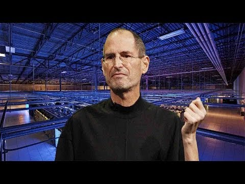 Why Does Steve Jobs Mine Bitcoin?