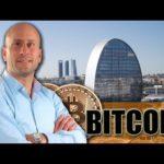Conferencia BBVA💰 sobre BITCOIN a expertos financieros💸