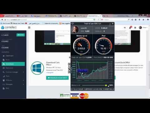 شرج موقع cointellect للربح المال بطريفة سهلة ومضمونة 100 HD 2