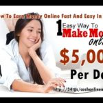 How To Earn Money Online Fast And Easy In Hindi – Free Make $5,000 Per Day Easy