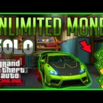 "GTA 5 Online *SOLO* UNLIMITED MONEY METHOD! – 1.37/1.28 ""GTA 5 MAKE MONEY FAST"" (GTA 5 Money Guide)"