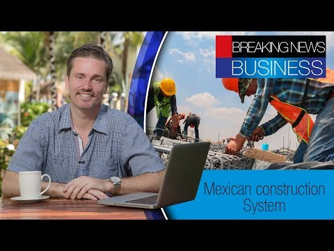 Mexican construction systems | Bitcoin ends | Save for the present and future