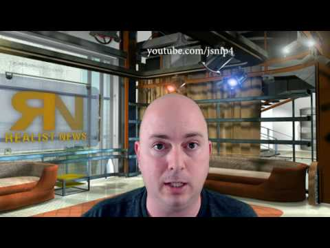 REALIST NEWS - China Launches WEAK Bitcoin Crackdown