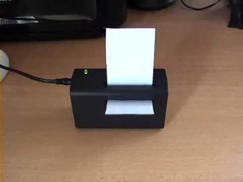 Standalone Bitcoin Offline Wallet Printer