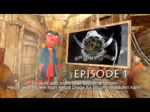 Avalon Life CAPTAIN DRAKINS' BITCOIN SHOW German Subtitle