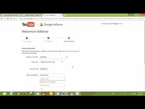 How to make money youtube 2017 | Khmer Make Money online 2017