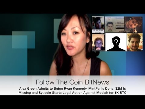 BREAKING: Alex Green Admits To Being Ryan Kennedy, $2M Lost & Syscoin Takes Legal Action Again