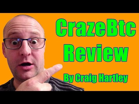 Craze Btc Review - Crazebtc - What is Craze Btc - Craze Btc Scam or Not