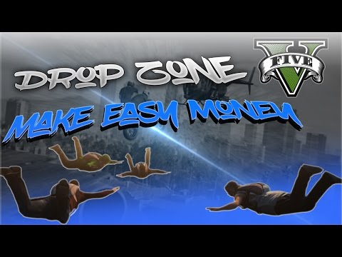 GTA 5 Drop Zone Gameplay: Make Easy Money On GTA Online