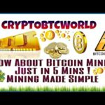 Learn about Bitcoin Mining……!