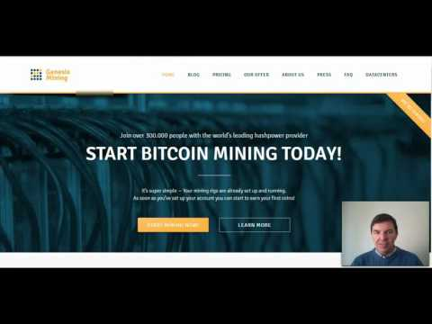 Genesis Mining Latest Update and New Strategy in 2017 for Mining Bitcoin