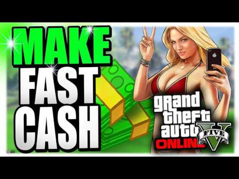 Top 5 Ways To Make Money Online In 2017 (GTA 5 Gameplay)