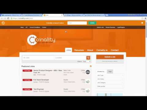 GENUINE! How to WORK ONLINE Make money or Bitcoins with REAL jobs NO REF LINKS! extra Cash